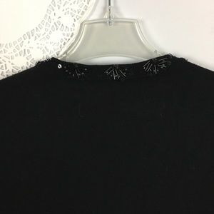 INC International Concepts Sweaters - BEADED PARTY SWEATER DRESSY CASUAL HOLIDAY XL